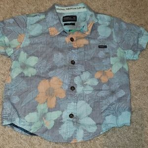 3T O'Neill button up boys shirt